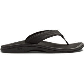 OluKai Ohana Sandals Women black / black